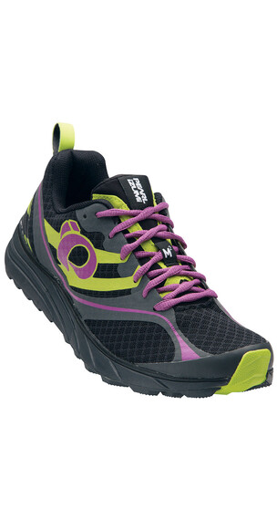 PEARL iZUMi W's E:Motion Trail M2 V2 Shoes Black/Meadow Mauve